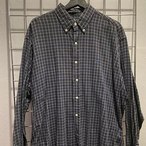 Polo Ralph Lauren check button-down